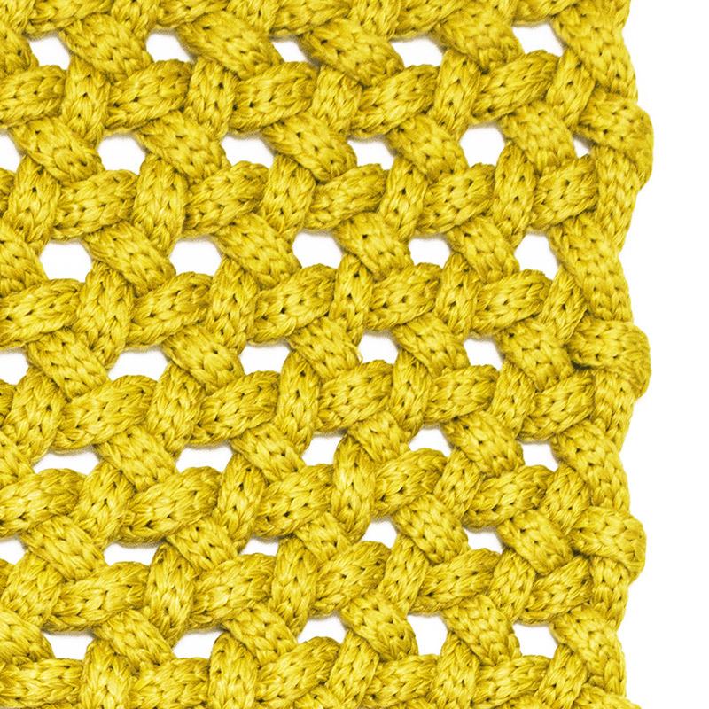 dettaglio colore giallo